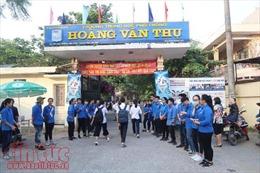Hôm nay, 95.000 học sinh Hà Nội chính thức bước vào kỳ thi tuyển sinh lớp 10