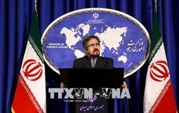 Iran để ngỏ khả năng đàm phán nếu Mỹ từ bỏ lời lẽ đe dọa