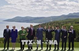 Hội nghị thượng đỉnh G7 ở Canada bước sang ngày làm việc thứ hai
