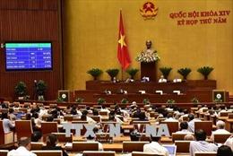 Quốc hội thông qua dự thảo Luật An ninh mạng