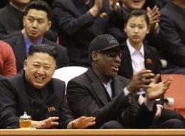 'Chất xúc tác' Dennis Rodman cho cuộc gặp thượng đỉnh Mỹ-Triều