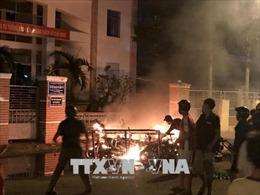 Bình Thuận khởi tố, bắt tạm giam 8 nghi can gây rối trật tự công cộng