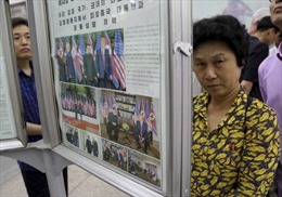 Sau hội nghị thượng đỉnh, Triều Tiên nhìn Tổng thống Trump bằng con mắt khác