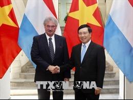 Việt Nam - Luxembourg xác định các lĩnh vực hợp tác trong giai đoạn mới