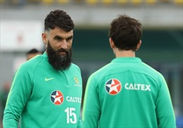 WORLD CUP 2018: 'Socceroos' sẵn sàng là chính mình khi đối đầu 'Gà trống Gaulois'