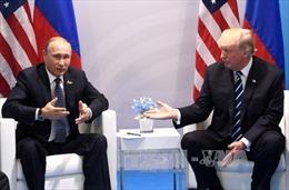 Tổng thống Mỹ xác nhận kế hoạch gặp người đồng cấp Nga