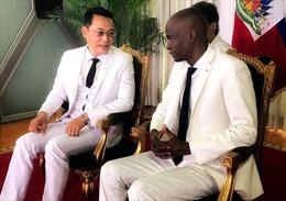 Haiti mong muốn phát triển quan hệ với Việt Nam