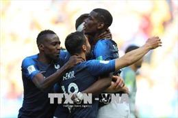 WORLD CUP 2018: Tuyển thủ Pháp bị tước bàn thắng trong trận gặp Australia
