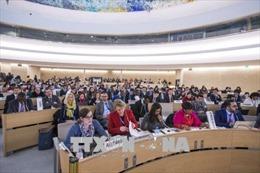 Liên hợp quốc xem xét thay thế vị trí của Mỹ tại Hội đồng Nhân quyền