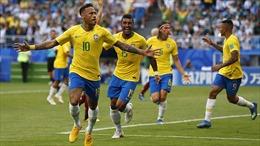 World Cup 2018: CẬP NHẬT sáng 2/7: Neymar giúp Brazil vượt kỳ tích của Đức