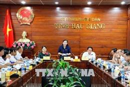 Các cấp, ngành tỉnh Hậu Giang tiếp 12.220 lượt công dân trong 6 tháng đầu năm