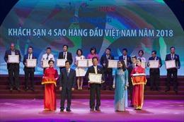 Giải thưởng Du lịch Việt Nam 2018 tôn vinh khách sạn Mercure Danang French Village Bana Hills