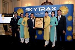 Vietnam Airlines năm thứ 3 liên tiếp nhận chứng chỉ 4 sao của Skytrax