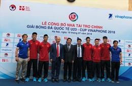 VNPT đồng hành cùng bóng đá Việt Nam