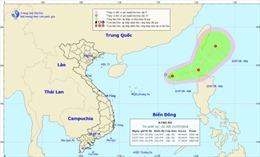 Áp thấp nhiệt đới giật cấp 8, Bắc Bộ mưa lớn do vùng xoáy thấp mạnh