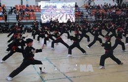 Khai mạc Liên hoan quốc tế Võ cổ truyền Thành phố Hồ Chí Minh mở rộng lần thứ 5