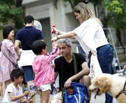 Phòng ngừa tội phạm gây án với người nước ngoài ở phố cổ Hà Nội