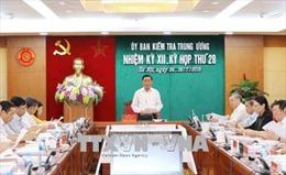 Đề nghị Bộ Chính trị xem xét kỷ luật 2 đồng chí Thứ trưởng, nguyên Thứ trưởng Bộ Công an