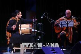 Biểu diễn âm nhạc nhân kỷ niệm 197 năm Quốc khánh Cộng hòa Peru
