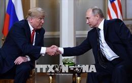 Tổng thống Putin chỉ trích những thế lực muốn phá quan hệ Nga-Mỹ