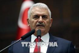 Ông Binali Yildirim được bầu làm Chủ tịch Quốc hội Thổ Nhĩ Kỳ