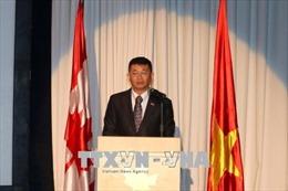 Quan hệ giữa Việt Nam và Canada đạt được nhiều thành quả quan trọng