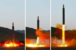 Kêu gọi Triều Tiên từ bỏ các vụ thử tên lửa, hạt nhân