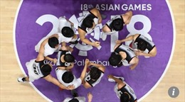 ASIAD 18: Bốn cầu thủ bóng rổ Nhật Bản bị đuổi về nước vì mua dâm