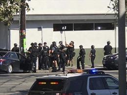 Xả súng trong siêu thị ở Mỹ, hai người thương vong