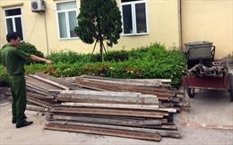 Khởi tố, bắt nhóm trộm cắt 255 kg sắt ở dự án cao tốc Hạ Long - Vân Đồn