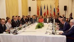 Nghị sĩ Đức, Áo kêu gọi cứu thỏa thuận hạt nhân Iran