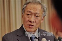 Bộ trưởng Quốc phòng Singapore kêu gọi ASEAN và Trung Quốc sớm hoàn tất COC