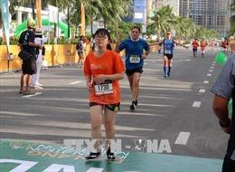 Hơn 7.000 vận động viên tranh tài thi Marathon quốc tế Đà Nẵng 2018