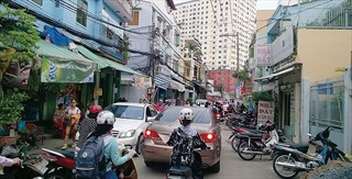 Chung cư trong ngõ nhỏ là trái quy hoạch xây dựng đô thị
