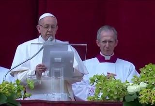 Video Giáo hoàng Francis hy vọng vào thành công hội nghị thượng đỉnh liên Triều