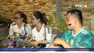 Tình yêu Việt với 'cỗ xe tăng' Đức