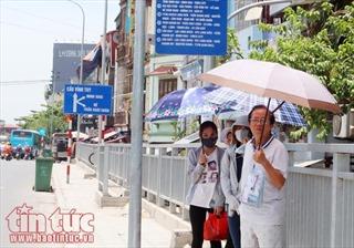 Tình hình thời tiết trong 3 ngày thi THPT Quốc gia 2018
