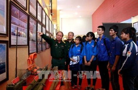 Phú Thọ triển lãm bản đồ và trưng bày tư liệu về Hoàng Sa, Trường Sa
