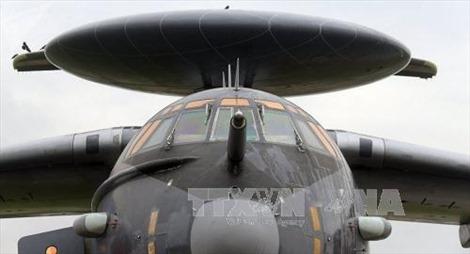 Máy bay chỉ huy và cảnh báo sớm A-100 của Nga thực hiện chuyến bay đầu tiên