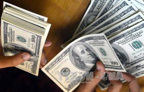Đầu tuần, tỷ giá trung tâm giảm 4 đồng