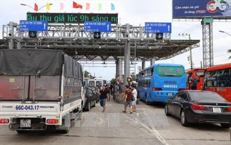 Thủ tướng yêu cầu bảo đảm an ninh trật tự tại các trạm thu phí BOT
