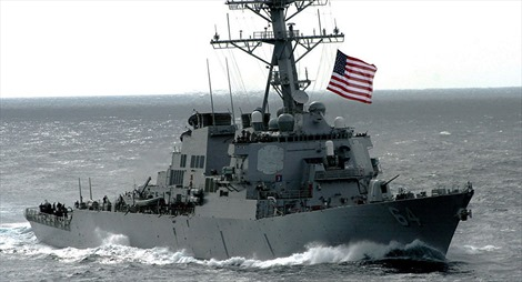 Nga sẽ đáp trả việc tàu khu trục tên lửa Mỹ bất ngờ tới Biển Đen