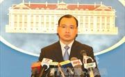 Việt Nam kiên quyết phản đối hành động của Trung Quốc tại Hoàng Sa