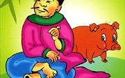 Trạng lợn xem bói...