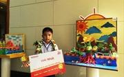 'Ý tưởng trẻ thơ' khơi dậy sức sáng tạo của trẻ em Việt Nam