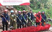 Khởi công xây dựng mới 2 điểm trường ở Cao nguyên đá Đồng Văn
