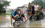 Hội Chữ thập đỏ Trung Quốc ủng hộ người dân vùng lũ 100.000 USD