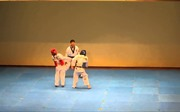 Màn thi đấu Taekwondo 'bá đạo' nhất thế giới