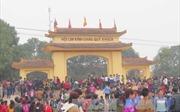 Hội Lim thu hút đông đảo du khách ngày khai hội