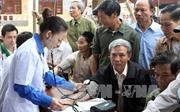 Tuổi trẻ Thủ đô khám bệnh, phát thuốc miễn phí cho đối tượng chính sách và người nghèo